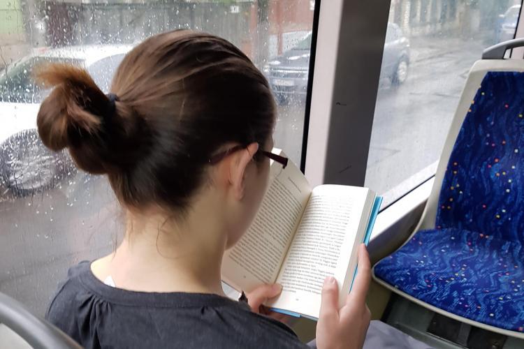 """Cluj-Napoca: """"Ai carte, ai parte... de transport public gratuit!"""""""