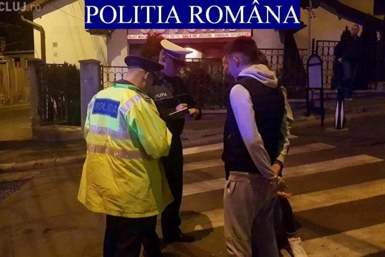 Razie pe Piezișă! Vezi câte amenzi au dat oamenii legii într-o singură seară FOTO