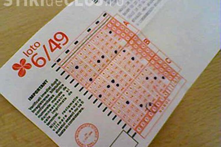S-a câștigat premiul cel mare la Loto 6/49. Un norocos din Iași s-a ales cu 1 milion de euro