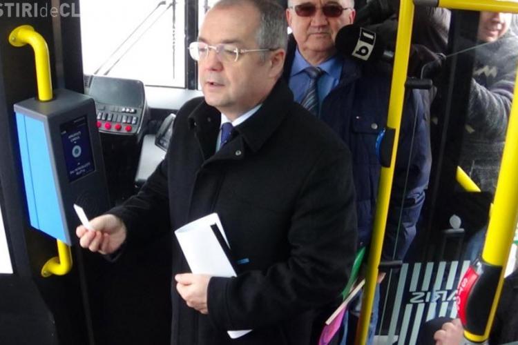 Clujul va avea din ianuarie aplicație cu orarul mijloacelor de transport
