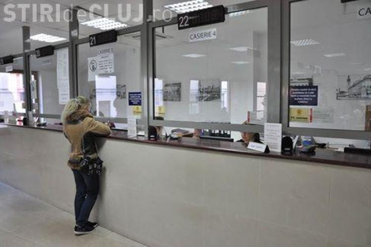 Clujenii mai au câteva zile pentru a-și plăti impozitele pentru anul în curs