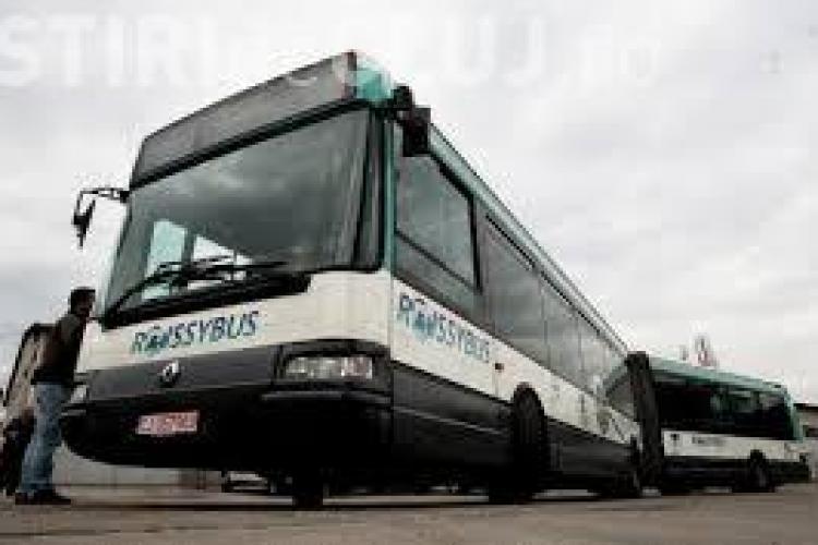 Program mai lung pentru mijloacele de transport în comun, cu ocazia concertului lui Sting de la Cluj