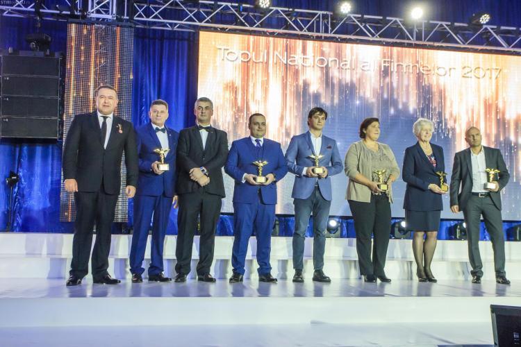 Camera de Comerț și Industrie a României a premiat Univers T - FOTO