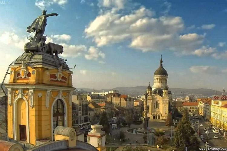 Emil Boc prezintă Clujul viitorului: Construcțiile din centru nu vor mai avea garaje sau parcări