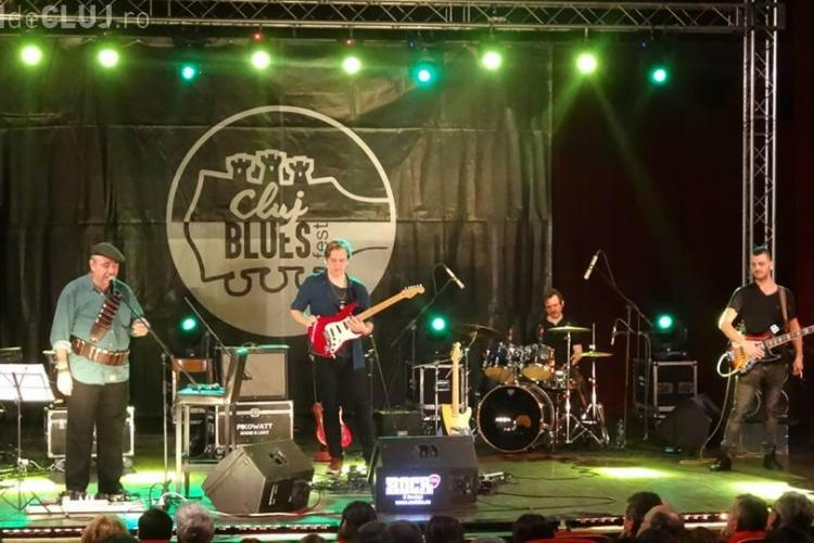 VIDEO cu PRIMA seară CLUJ BLUES FEST! Marcian Petrescu a fost magistral, iar AG Weinberger sublim - VIDEO