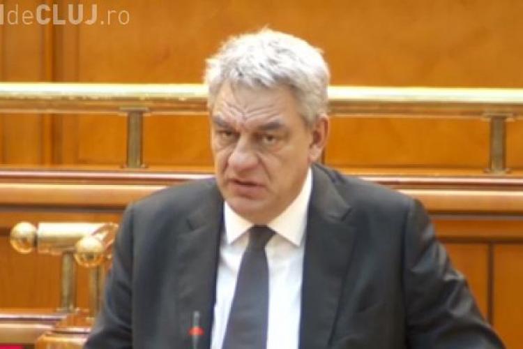 Premierul Mihai Tudose, în Parlament: Tot românul ştie că pâinea e un leu