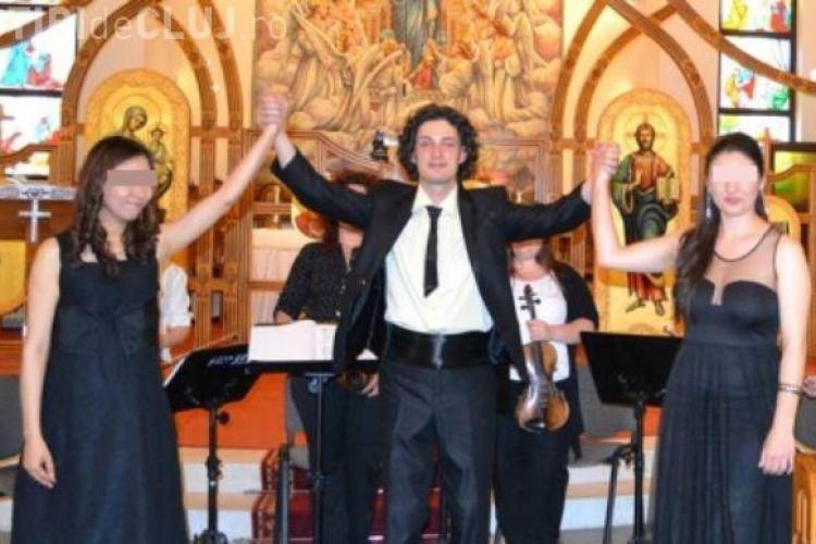 Un dirijor s-a spânzurat pe o stradă din Cluj-Napoca