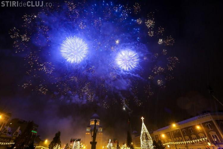 Cluj: Concert Andra și Cargo de 1 Decembrie. La ce oră are loc focul de artificii