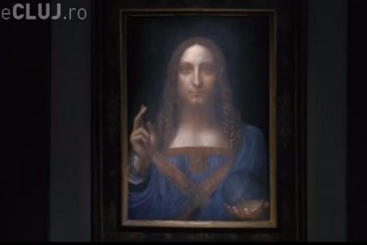Un tablou a fost vândut recent cu aproape o jumătate de miliard de dolari