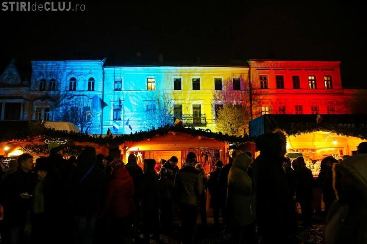 1 Decembrie 2017 - Clujul sărbătorește Ziua Națională! Concerte, surprize și foc de artificii în vechea locație