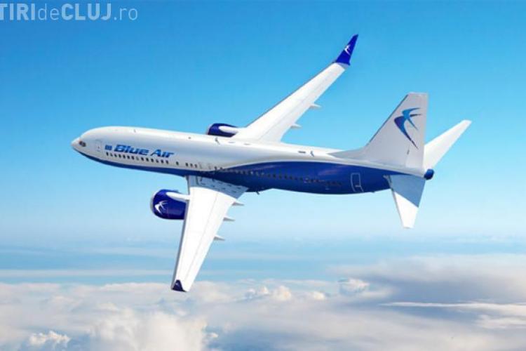 Blue Air lansează curse spre Georgia și Egipt