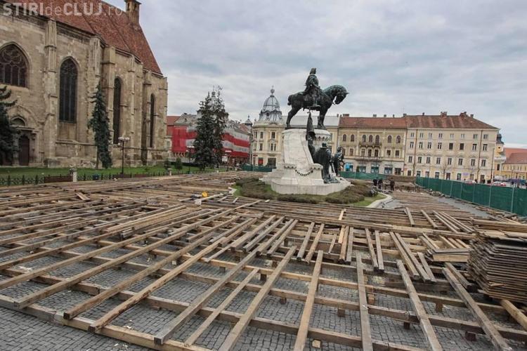 Târgul de Crăciun de la Cluj se face de acum pe modelul celor din Köln sau Glasgow: Nu va mai avea conotații etnice