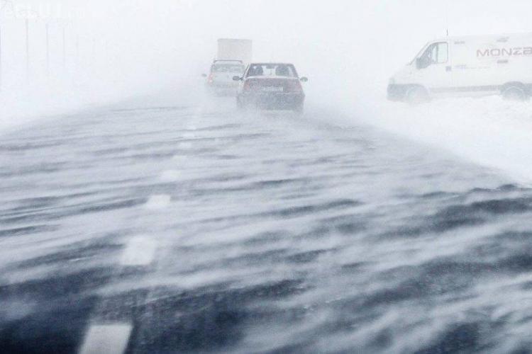 Meteo: Când ajunge la noi ciclonul polar Olaf. Vor urma ninsori