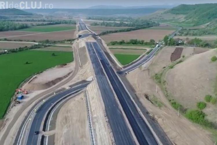S-a semnat cererea de finanţare cu 1,9 miliarde lei a construcţiei Autostrăzii Sebeş-Turda, faza II