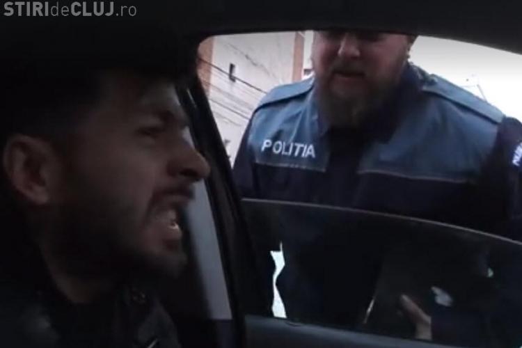 Mircea Bravo amendat pentru că staționa în trafic: Ne vedem în instanță - VIDEO