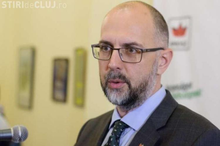 Kelemen spune că UDMR nu va semna moțiunea de cenzură, pentru că nu se înțelege bine cu liberalii