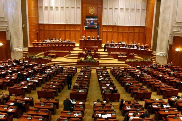 Parlamentul a votat pentru plafonarea indemnizației de creștere a copiilor la 8.500 lei