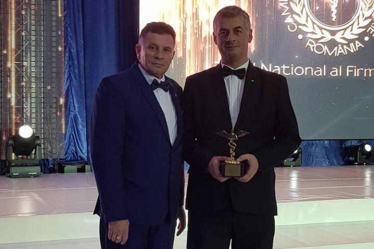 Hotelul Univers T premiat de Camera de Comerț si Industrie a României - FOTO