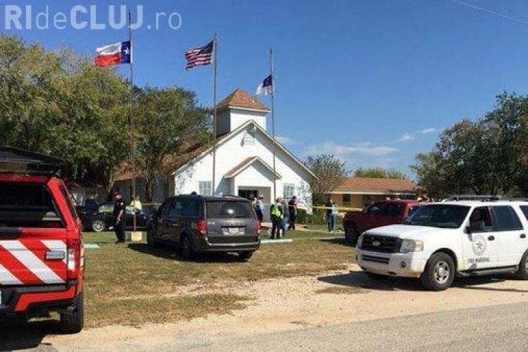 ATAC în SUA / Texas: Cel puţin 27 de oameni au murit - VIDEO