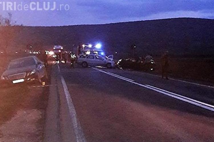 Un șofer clujean a cauzat un accident mortal pe drumul Aiud-Turda