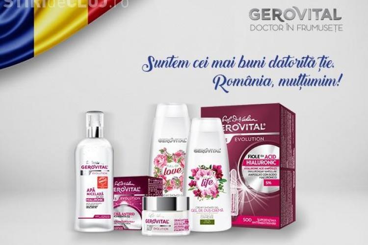 Gerovital, o poveste de succes, 100% românească