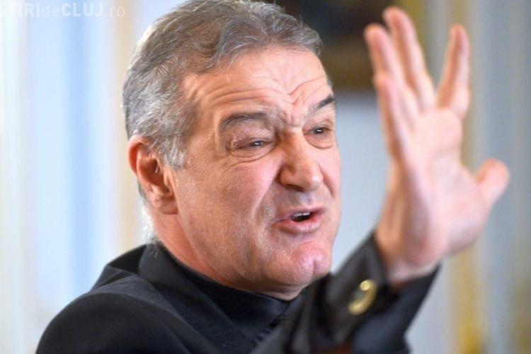 Ce spune Gigi Becali despre poliţistul pedofil