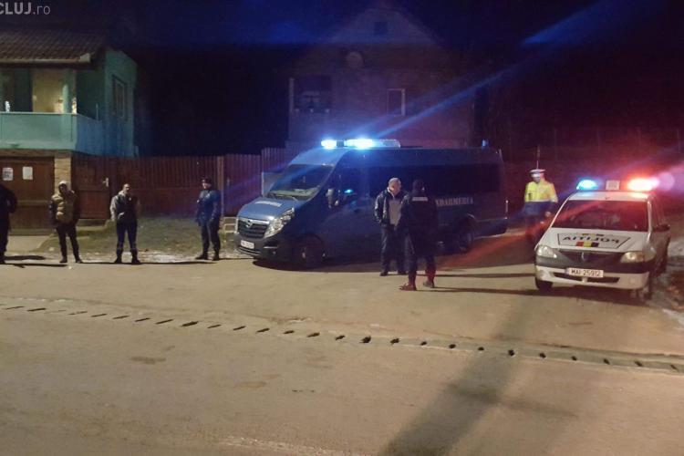 CLUJ: Razie a polițiștilor în Baciu! S-au dat amenzi de peste 8.000 de lei într-o singură seară FOTO