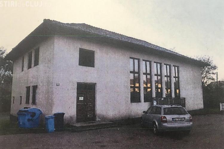 Consiliul Județean Cluj renovează căminul cultural din Sălișca cu bani publici