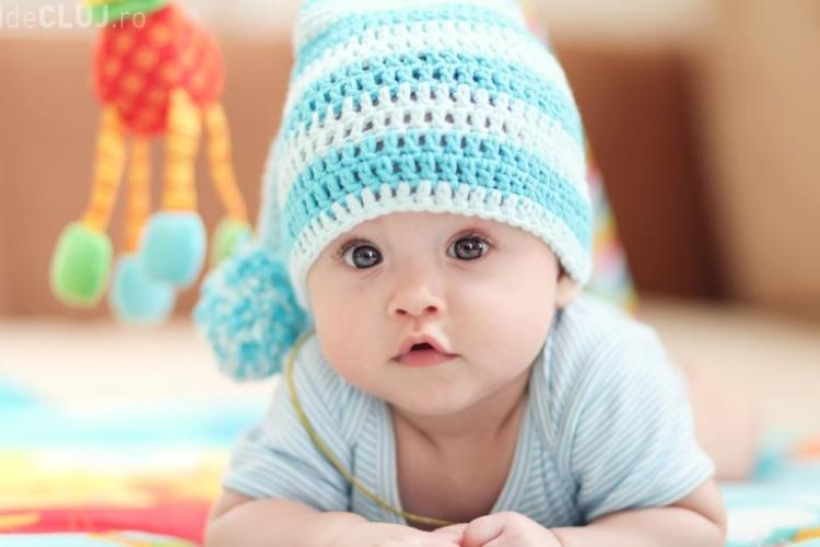 Cluj-Napoca: Ce nume au primit nou-născuții în 2017