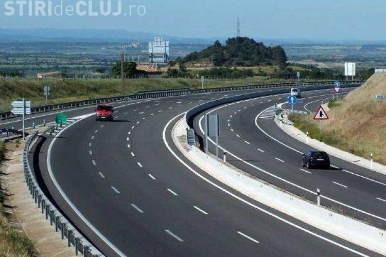 Se amână recepția lotului 3 al Autostrăzii Sebeş-Turda. Drumul este terminat