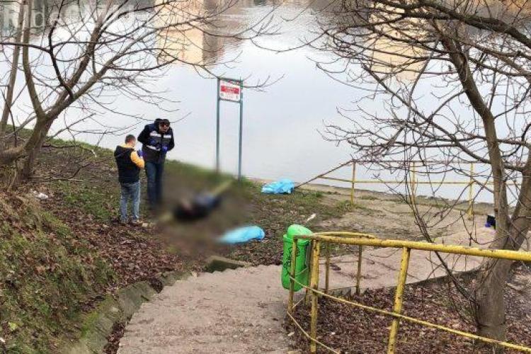 Cadavrul unei femei descoperit plutind pe Someș, la Cluj, în cartierul Grigorescu VIDEO