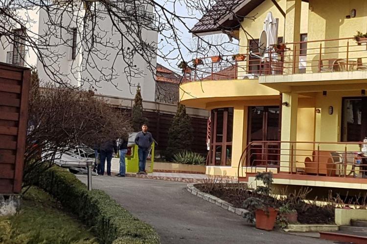 UPDATE Percheziții la Mihai Lucan acasă. Procurorii verifică infracțiuni grave  FOTO/VIDEO