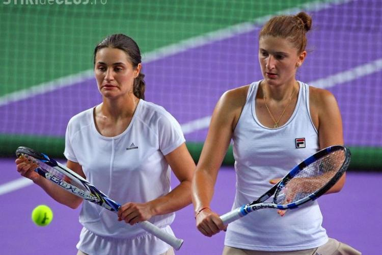 AUSTRALIAN OPEN 2018: Irina Begu și Monica Niculescu s-au calificat în semifinalele la dublu