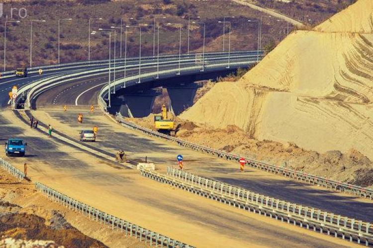 Ministerul Transporturilor modifică legea pentru a inaugura autostrăzi neterminate. La Cluj declarau altceva