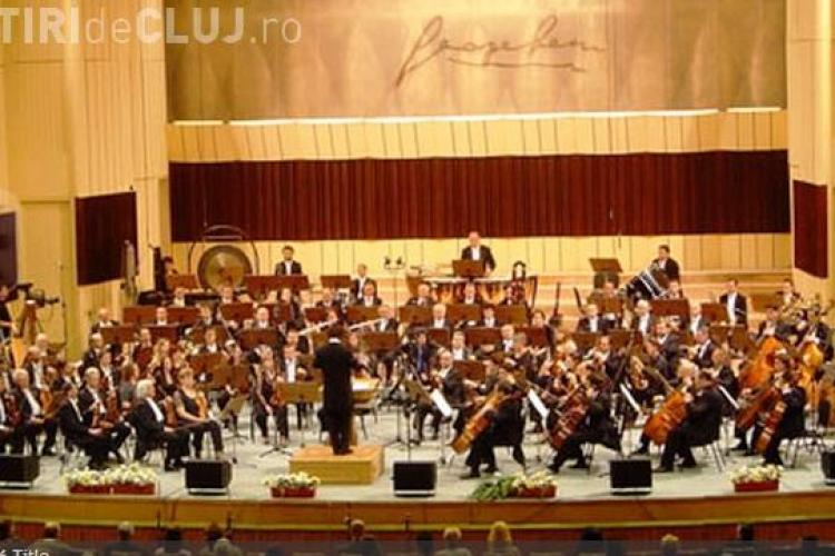 """Cluj: Concert simfonic- dirijor Gabriel Bebeșelea. Seară Bartók la Filarmonica """"Transilvania"""""""