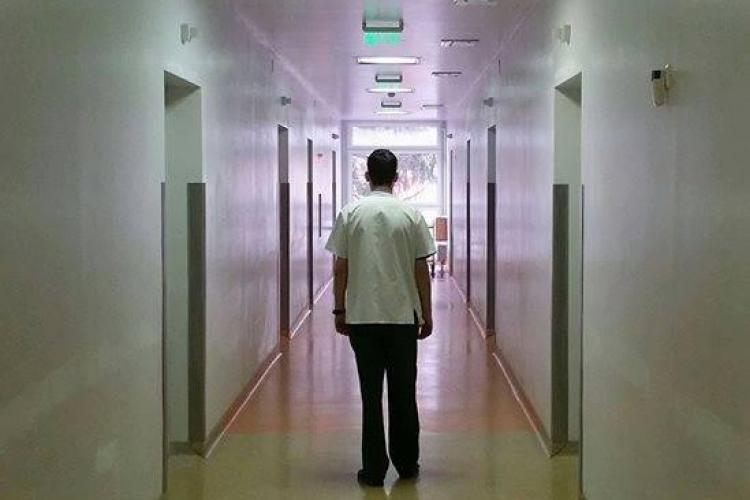 Prima zi de șomer a lui Radu, medic rezident până în 31 decembrie
