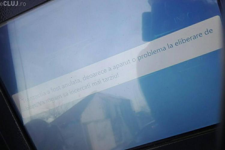 Cluj-Napoca: Aparatele de bilete de la Fabrica de Bere și Platinia nu funcționează - VIDEO