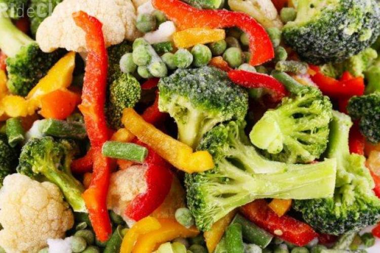 Cât sunt de de sănătoase legumele congelate? Află tot adevărul