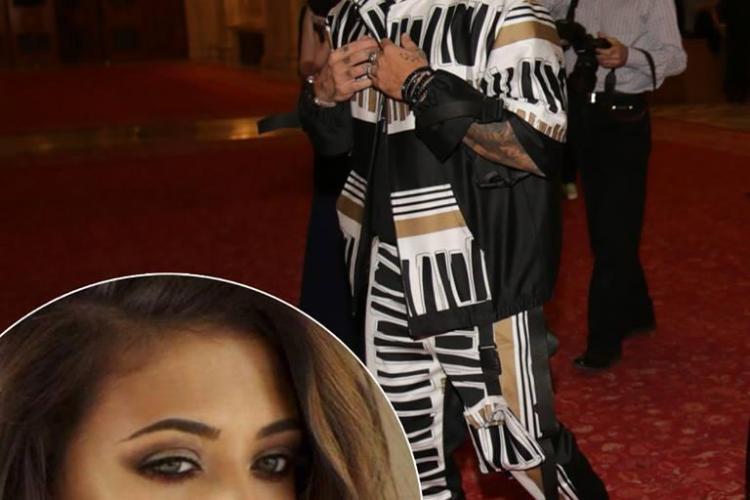 Antonia, GOALĂ la Gala Elle Style Awards 2017 - FOTO