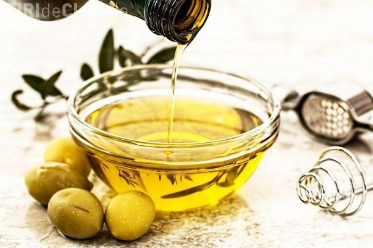 ULEI DE MASLINE - Beneficiile consumului de ulei de măsline