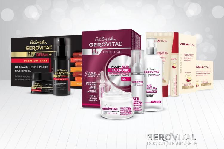 Produsele antirid şi cele dermatocosmetice se află în topul vânzărilor online ale Farmec (P)