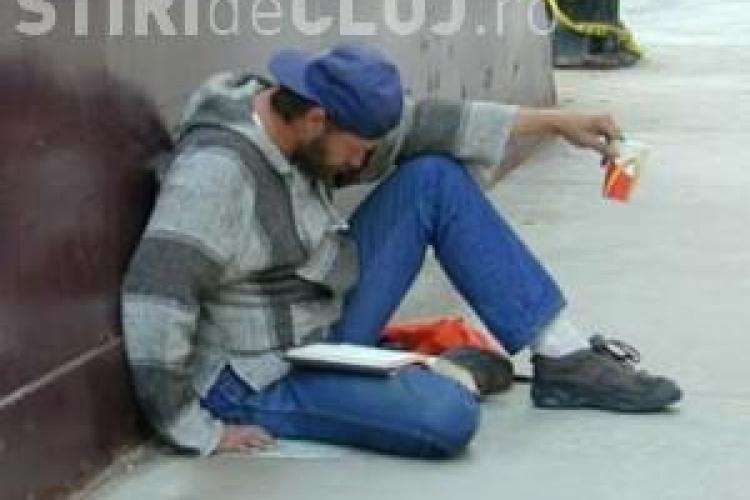 Peste 20 de persoane fără adăpost au fost depistate în această lună la Cluj-Napoca
