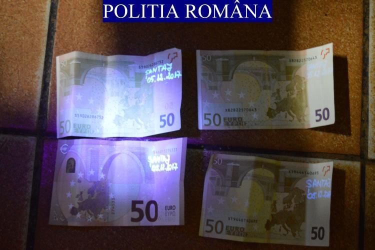 CLUJ: Polițiștii au reținut un bărbat pentru șantaj. I-a cerut unei femei 200 de euro pentru a nu publica fotografii compromițătoare FOTO