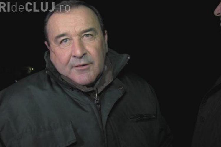 """""""Miliardarul"""" Dorin Ciatarâş, șeful interimar al Companiei de Apă, s-a dus la Dej în a treia zi în care oamenii stau fără apă - VIDEO"""