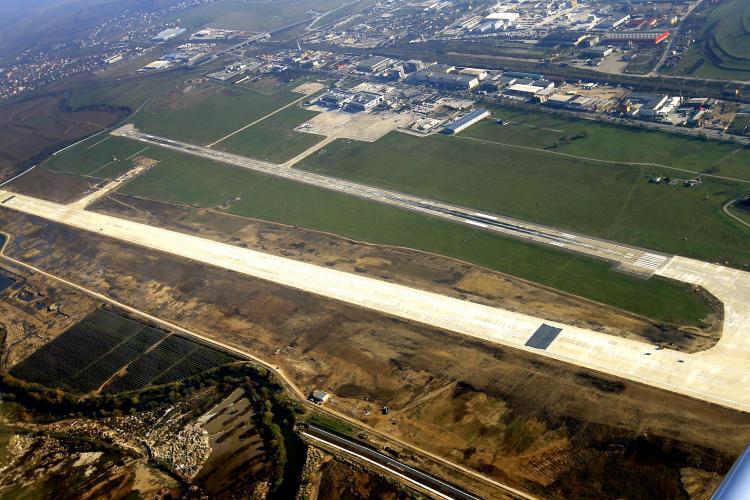 Aeroportul Cluj va permite recepția pistei de 2.100 de metri
