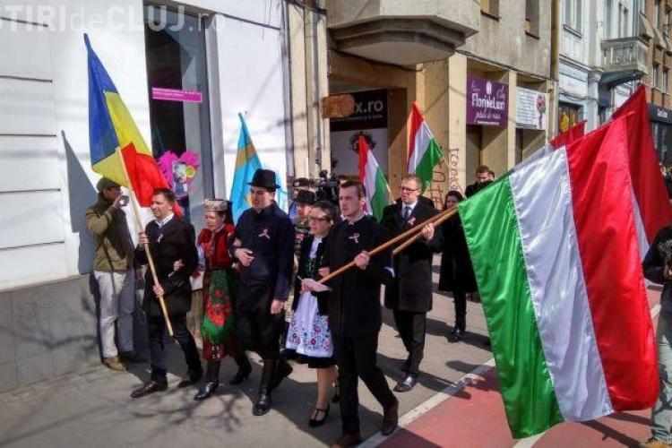 De ce VOR partidele maghiare autonomie în anul Centenarului?