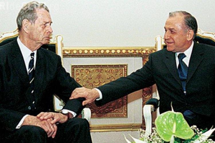 Mesajul lui Ion Iliescu după moartea Regelui Mihai