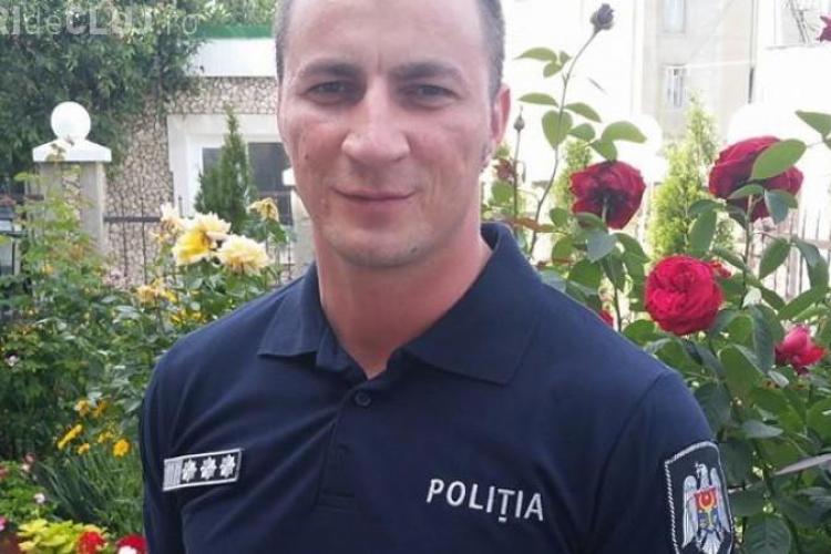 Polițistul Godină despre agentul pedofil: Îmi e jenă