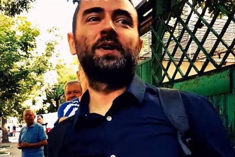 Deputatul PSD Liviu Pleșoianu, un înverșunat opozant al mișcării #REZIST, și-a anunțat candidatura la președinția României
