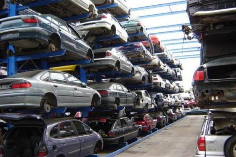 Achiziția pieselor auto din dezmembrări
